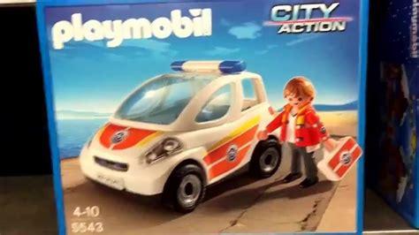 Playmobil 5543   Notarzt Fahrzeug   5543   PLAYMOBIL ...