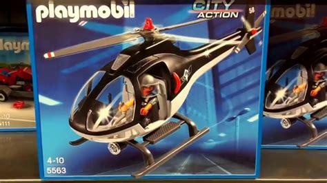 Playmobil 5563   Sek Helikopter   SEK Helikopter   5563 ...