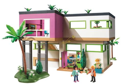 Playmobil 5574 City Life   Luxury Villa House | Miami ...