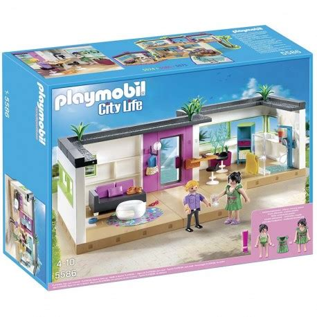 Playmobil 5586 Suite de Invitados  City Life ...