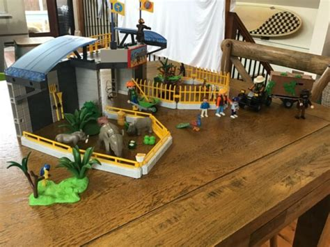 Playmobil 5921 mini zoo | Toys   Indoor | Gumtree ...