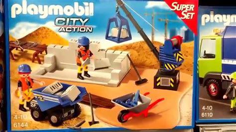 Playmobil 6144   SuperSet Baustelle   6144   PLAYMOBIL ...