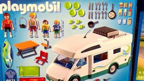 Playmobil 6671   Familien wohnmobil   Familien Wohnmobil ...