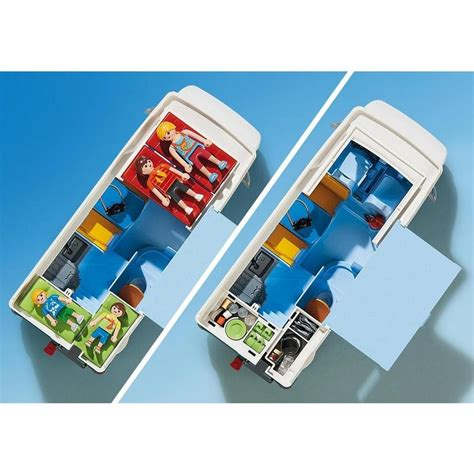 Playmobil 6671 Summer Camper | Playscapes