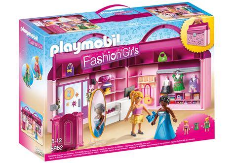 Playmobil 6862, maletín tienda de moda   Brico Reyes