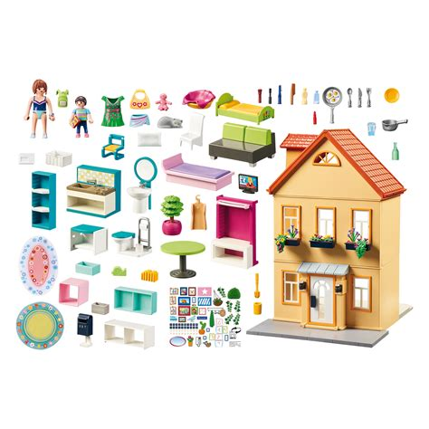 Playmobil 70014 My House | Thimble Toys