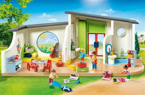 PLAYMOBIL 70280 Kindergarten  Rainbow    NEW 2020   S&H ...