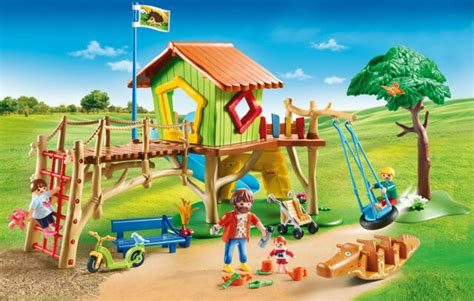 PLAYMOBIL 70281 Adventure playground   NEW 2020   S&H ...