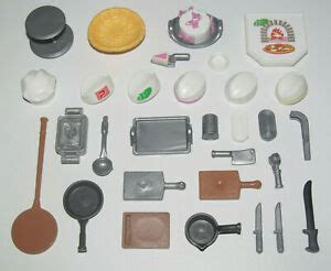 Playmobil accessory cook pastry cooking restaurant model ...