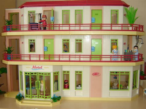 Playmobil amazon hotel   zagafrica.fr