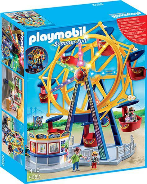 Playmobil Amusement Park   Ferris Wheel with Lights