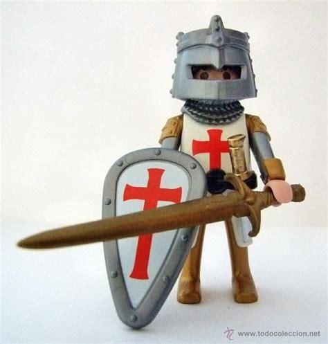 Playmobil Caballero cruzado con gran espada custom ...