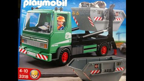 PLAYMOBIL Camion   YouTube