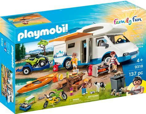 Playmobil Camping Adventure Set   Piccolo Mondo Toys