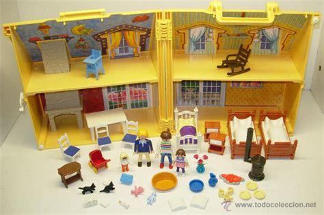 playmobil casa maletin con figuras y accesorios   Comprar ...