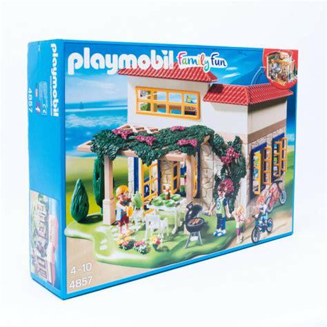 PLAYMOBIL Casita de Verano, Set de Juego  4857  | Compra ...