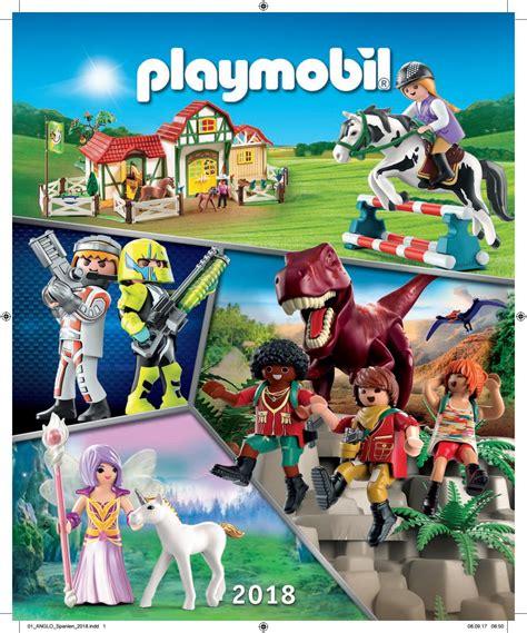Playmobil Catalogo 2018 by Loja dos Brinquedos online   Issuu
