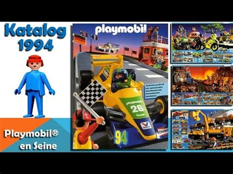 Playmobil   Catalogue 1994   YouTube