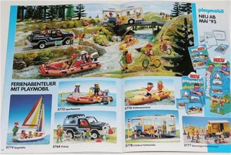 Playmobil catalogues   News catalogue 1993   PlaymoFriends ...