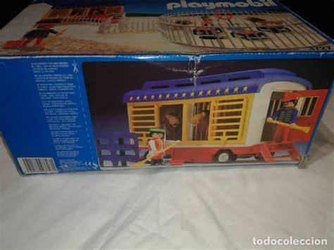 playmobil circo set 3727 fabricado en españa   Comprar ...