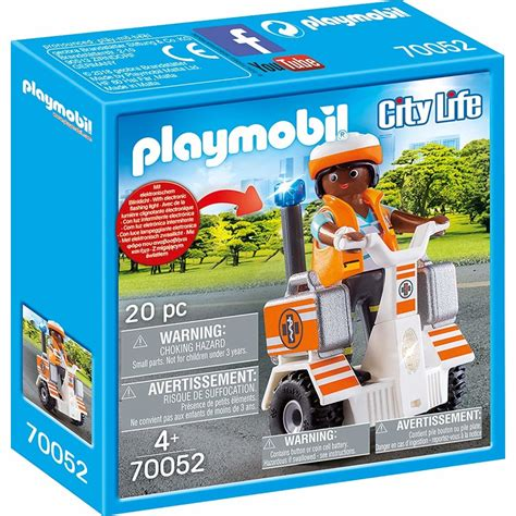 Playmobil City Life 70052 set de juguetes   Outlet Pc Online