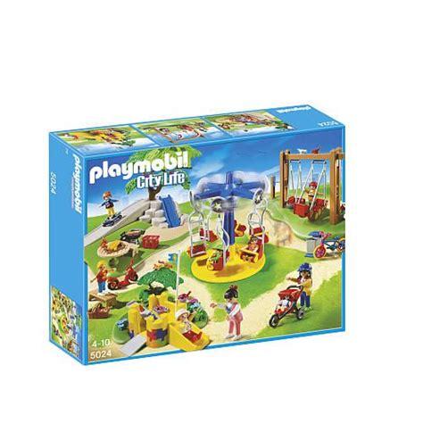 PLAYMOBIL City Life Children s Playground   Playmobil ...
