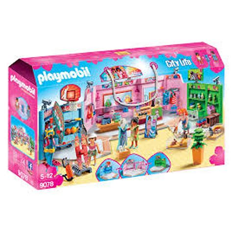 Playmobil   City Life   Shopping Plaza  9078  | Toys R Us ...