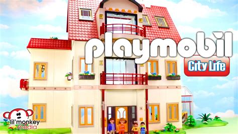 Playmobil City Life Suburban House! Retro Playmobil House ...