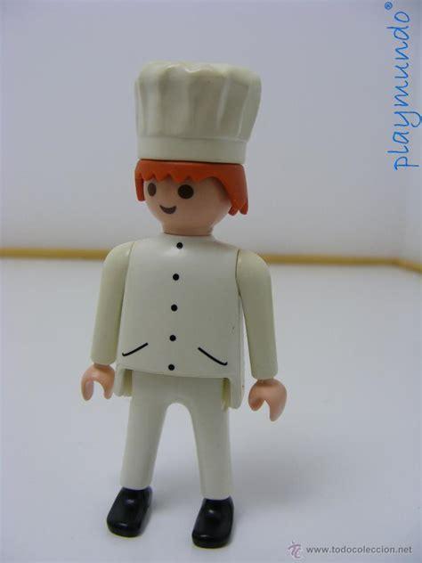 Playmobil cocinero  tarifa plana de envio    Vendido en ...