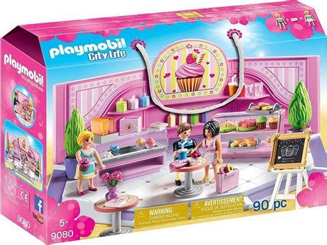 Playmobil Cupcake Shop | Buy online at The Nile