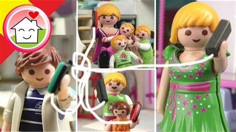 Playmobil en español El teléfono   La Familia Hauser   YouTube