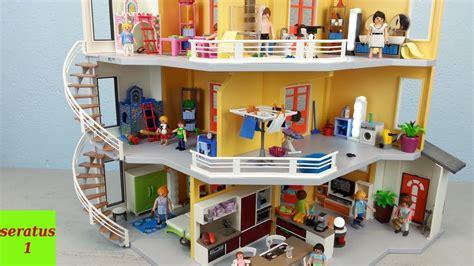 Playmobil Erweiterung für das Moderne Wohnhaus 9266 ...