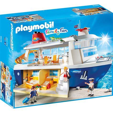 PLAYMOBIL Family Fun 6978 Kreuzfahrtschiff | Karstadt ...