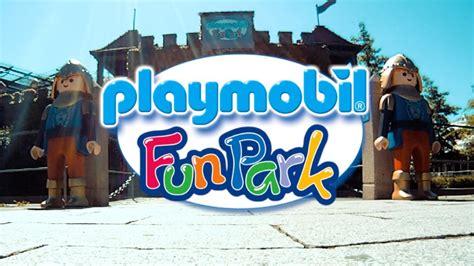 Playmobil Fun Park 2017   YouTube