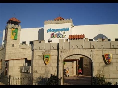 Playmobil Fun Park Malta 2017   YouTube