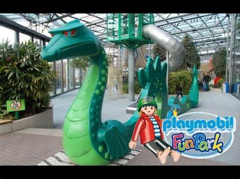 Playmobil Fun Park, Núremberg  El tobogán de la muerte ...