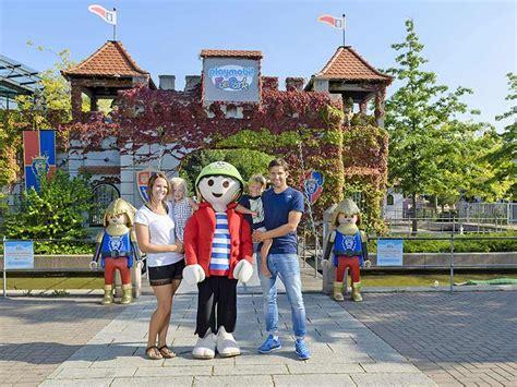 PLAYMOBIL FunPark   Attractions Family holidays Bavaria