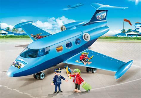 PLAYMOBIL FunPark Ferienflieger   9366   PLAYMOBIL ...