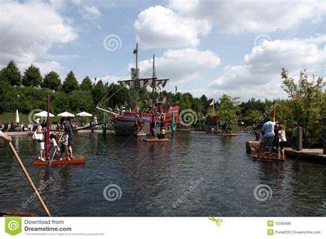 Playmobil funpark Germany editorial photo. Image of ...