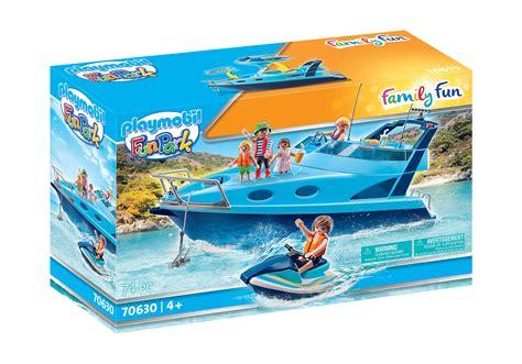 PLAYMOBIL FunPark Yacht   70630   PLAYMOBIL Deutschland