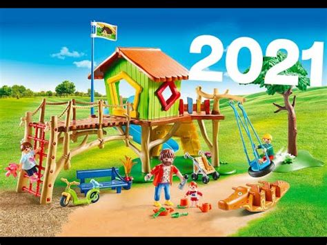 Playmobil garderie 2021   crèche playmobil   YouTube