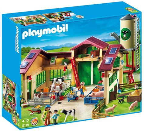 Playmobil Granja con silo por 89 euros   Ofertas Chollos y Más