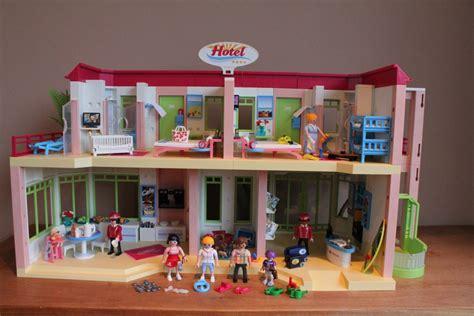 Playmobil hotel 5265.   Playmobil hotel   2e hands playmo