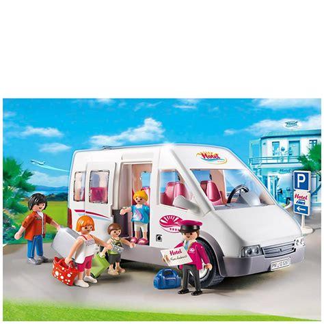 Playmobil Hotel Bus  5267  | IWOOT