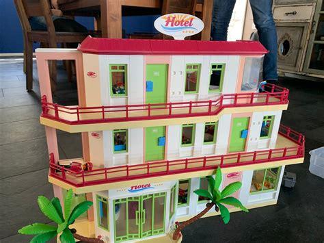 Playmobil Hotel kaufen auf Ricardo