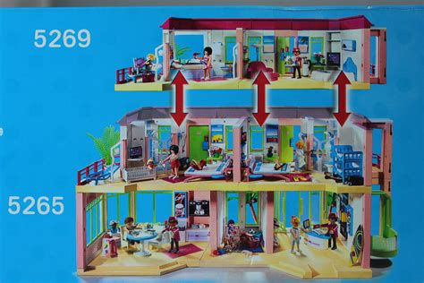 Playmobil Hotel Luxury Hotel Suite | Photos of Playmobil ...