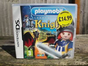 PLAYMOBIL Interactive KNIGHT Hero Of The Kingdom Game ...