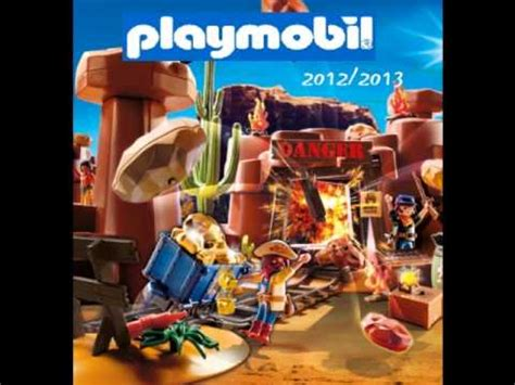 Playmobil Katalog 2012/2013  NEU    YouTube