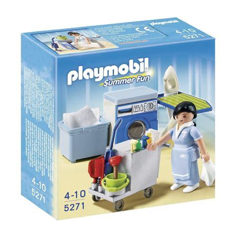 !Playmobil Limpieza en la Casa! ¡Diversión de Verano ...