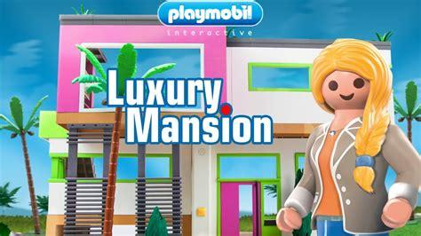 PLAYMOBIL Luxury Mansion ★ Free Game App for Kids ...